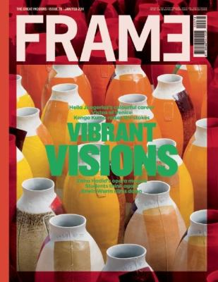 Frame: The Great Indoors, Issue 78: Jan/Feb 2011 9789077174326