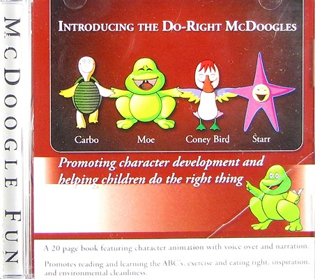 Introducing the Do-Right McDoogles: Promoting Character Development and Helping Children Do the Right Thing