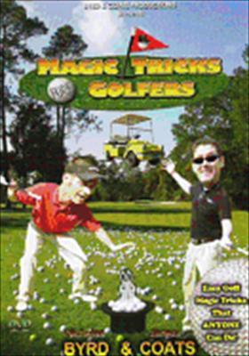 Magic Tricks Fore Golfers