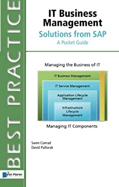 IT Business Management: Solutions from SAP: A Pocket Guide 9789087536206