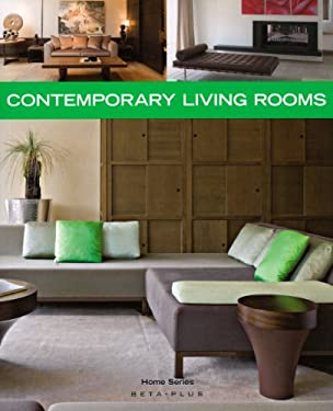 Contemporary Living Rooms 9789089440754
