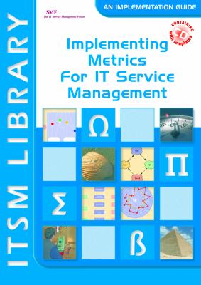 Implementing Metrics for It Service Management 9789087531140