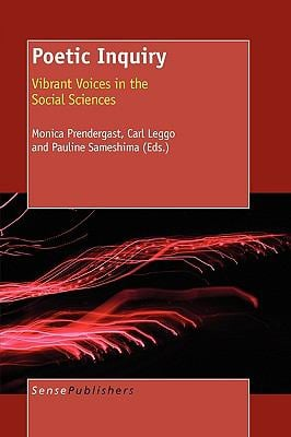 Poetic Inquiry 9789087909499