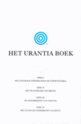 Het Urantia Boek 9789090111513