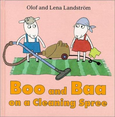 Boo and Baa on a Cleaning Spree 9789129639193