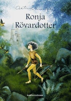 Ronja Rovardotter 9789129548778