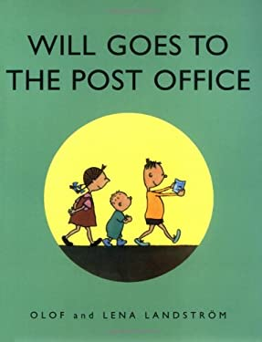 Will Goes to the Post Office 9789129653038