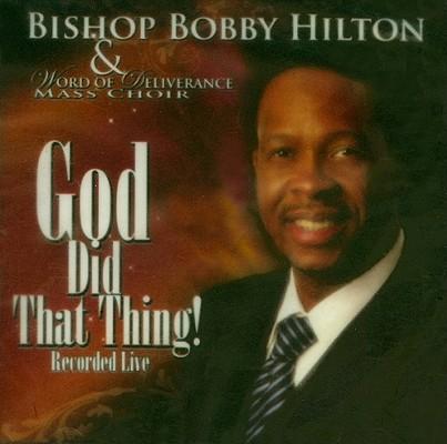 God Did That Thing!