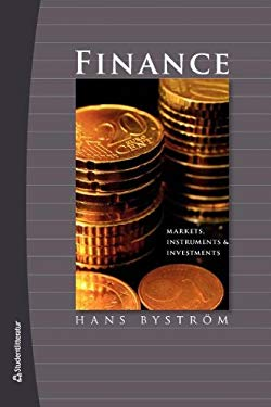 Finance: Markets, Instruments & Investments (Second Edition) 9789144066363