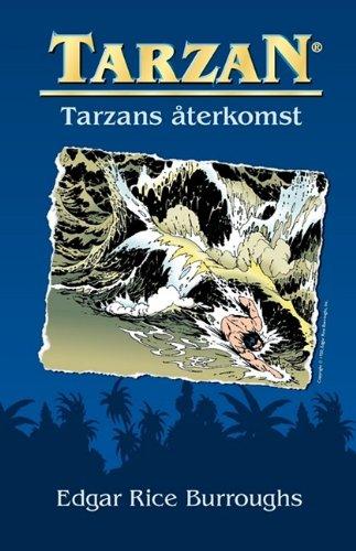Tarzans Aterkomst 9789170400834