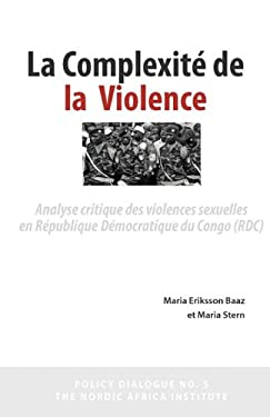 La Complexit de La Violence 9789171066800