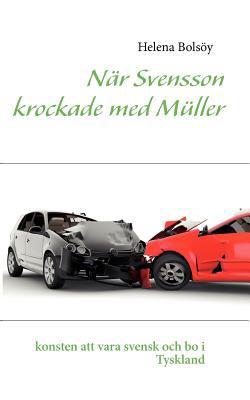 N R Svensson Krockade Med M Ller 9789174633610