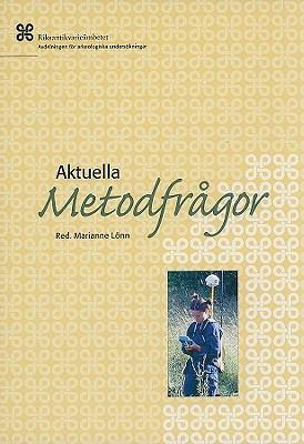Aktuella Metodfragor I 9789172093652