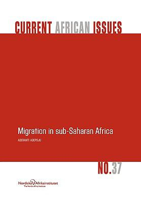 Migration in Sub-Saharan Africa 9789171066206