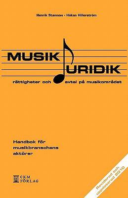 Musikjuridik 9789170400919