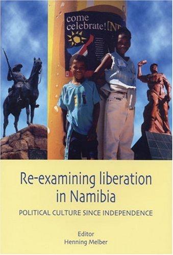 Re-Examining Liberation in Namibia 9789171065162