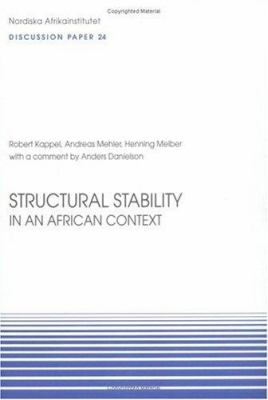 Structural Stability in an African Context 9789171065216