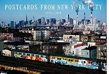 Martha Cooper: Postcards from New York City 9789185639557