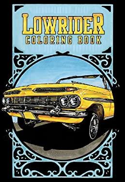 Lowrider Coloring Book 9789185639410