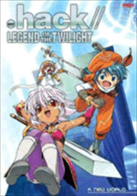 Hack/Legend of the Twilight: New World Volume 1