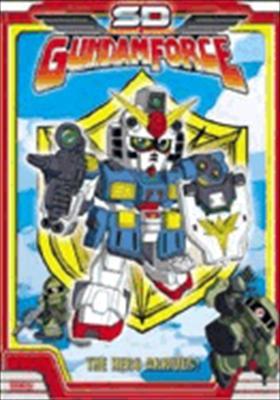 SD Gundam: Heroes Arrive