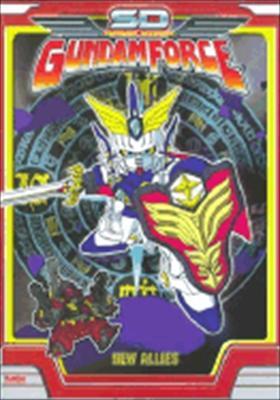 SD Gundam: New Allies