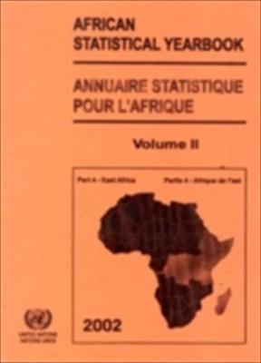 African Statistical Yearbook 2002: East Africa 9789210251525