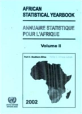 African Statistical Yearbook 2002: Southern Africa 9789210251532