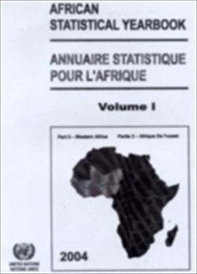 African Statistical Yearbook 2004: Western Africa 9789210251594