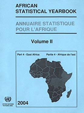 African Statistical Yearbook 2004: East Africa 9789210251549