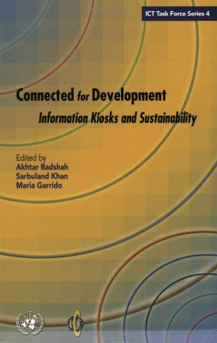 Connected for Development: Information Kiosks and Sustainability