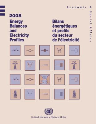 Energy Balances and Electricity Profiles 2008