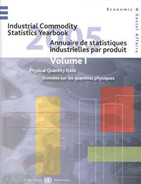 Industrial Commodity Statistics Yearbook 2005 9789210612456