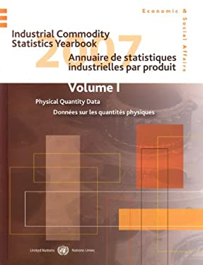 Industrial Commodity Statistics Yearbook 2007 9789210612838