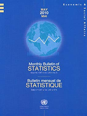 Monthly Bulletin of Statistics, May 2010 9789210612739