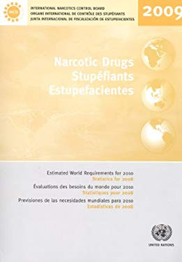 Narcotic Drugs: Estimated World Requirements for 2010 (Statistics for 2008) 9789210481328