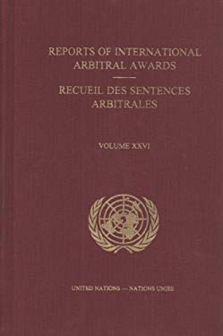 Reports of International Arbitral Awards 9789210330978