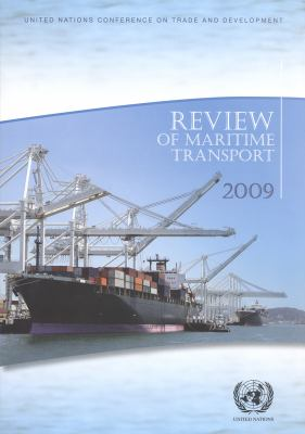 Review of Maritime Transport 2009 9789211127713
