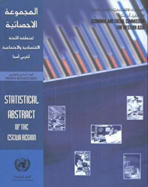 Statistical Abstract of the Escwa Region: 27th Issue 9789211283198