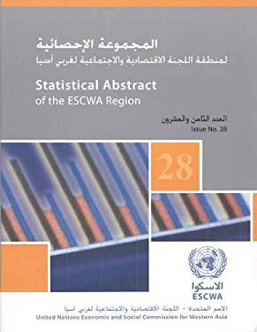 Statistical Abstract of the Escwa Region: 28th Issue 9789211283273