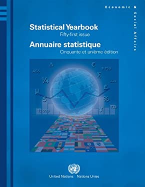Statistical Yearbook/Annuaire Statistique 9789210612289