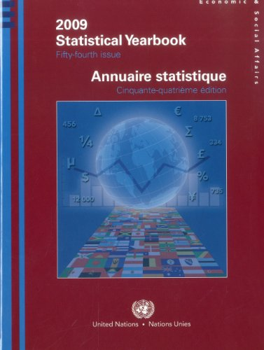 Statistical Yearbook: Fifty Fourth Issue 9789210612845