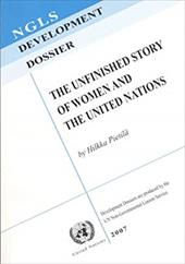 The Unfinished Story of Women and the United Nations 8494244