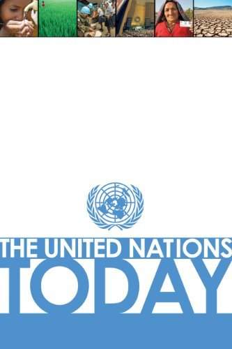 The United Nations Today 9789211011609