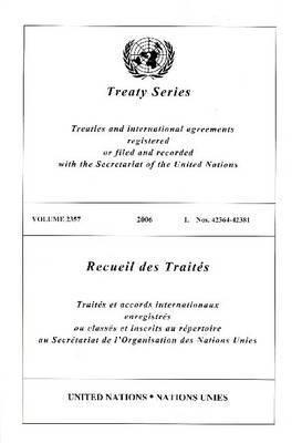Treaty Series 2357 I: 42364-42381 9789219003804