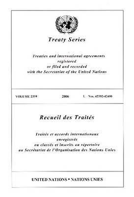 Treaty Series 2359 I: 42392-42400