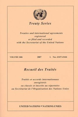 Treaty Series 2406 I:43437-43446 9789219003743