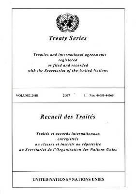 Treaty Series 2448 9789219004108