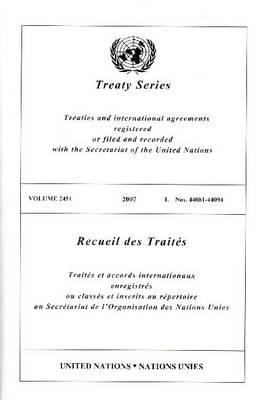 Treaty Series 2451