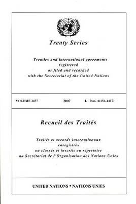 Treaty Series 2457 I: 44156-44165 9789219004191